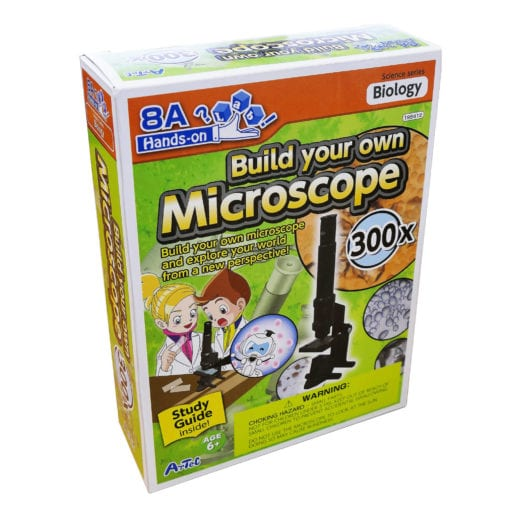 science gizmo make your own microscope