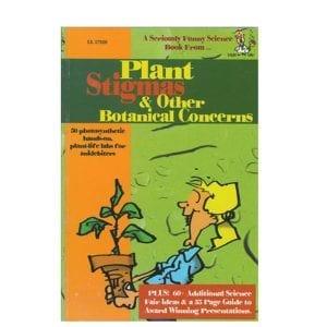 Book of plant stigmas and botanical concerns