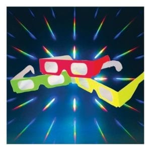 science gizmos rainbow glasses