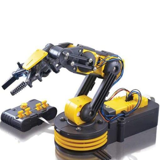 science gizmo robotic arm