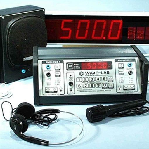 Photo of signal generator.