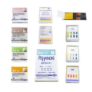 Indicator Papers pH