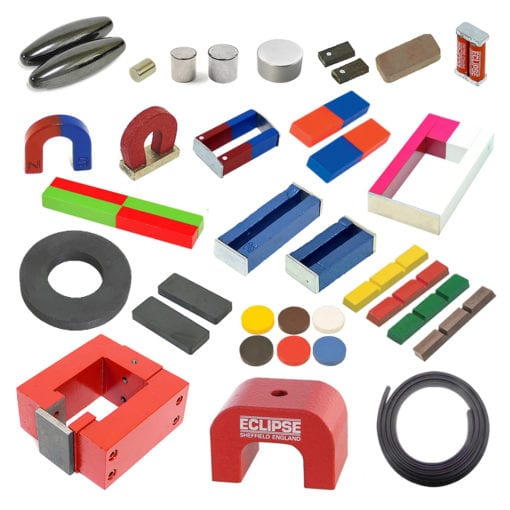 variety of 22 magnets types