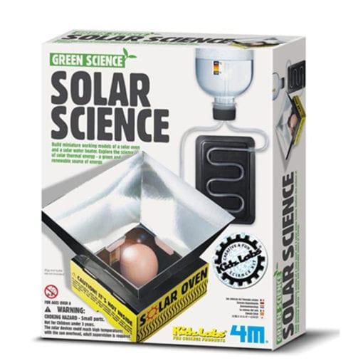 Science Gizmos Solar Science Pack