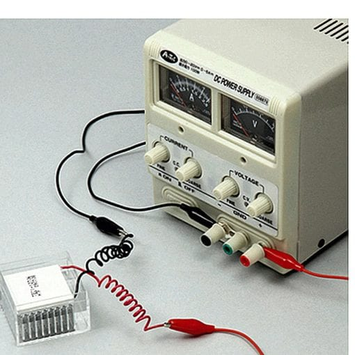 Science Gizmos - Thermoelectric Peltier Device