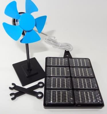 science gizmo solar energy kit