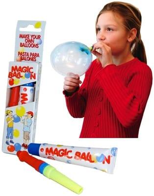 science gizmo magic polymer balloon