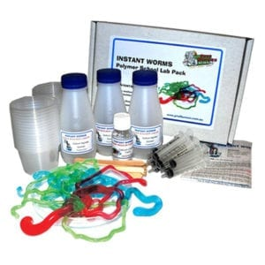 science gizmo instant worms pack