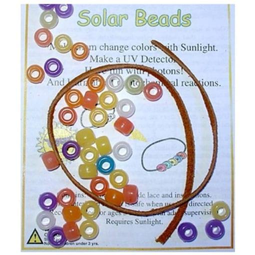 science gizmo solar beads