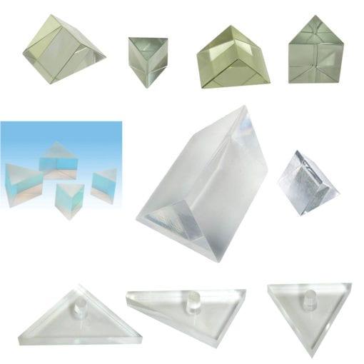 Prism - Glass & Perspex