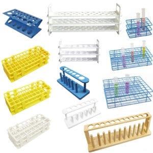 Test tube rack assortment