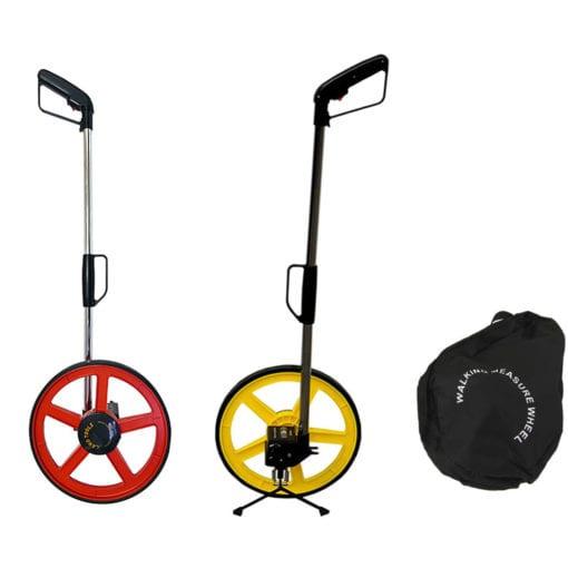 Trundle wheels
