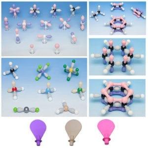 Molymod Atomic Molecular models